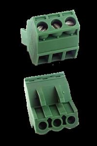 3-poliger Buchsenstecker SB 1002 Swistec